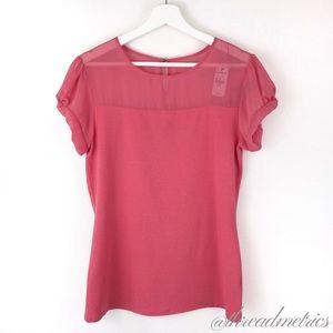 E X P R E S S ◉ Princess Sleeve Knit Top